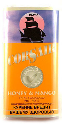 Табак для трубки Corsair Honey & Mango