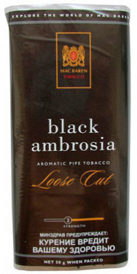 Табак для трубки Mac Baren Black Ambrosia